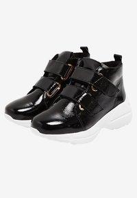 myMo - Sneakersy wysokie - black - 3