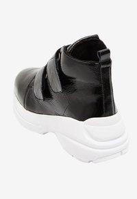 myMo - Sneakersy wysokie - black - 4