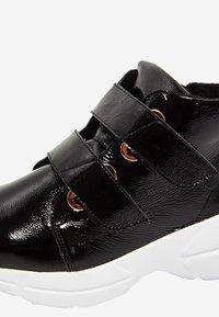 myMo - Sneakersy wysokie - black - 6