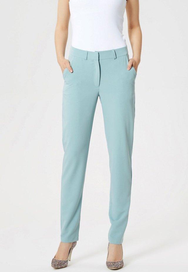 Spodnie materiałowe - mint