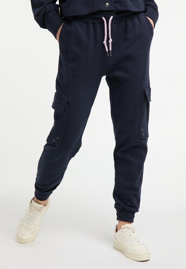 Spodnie treningowe - marine