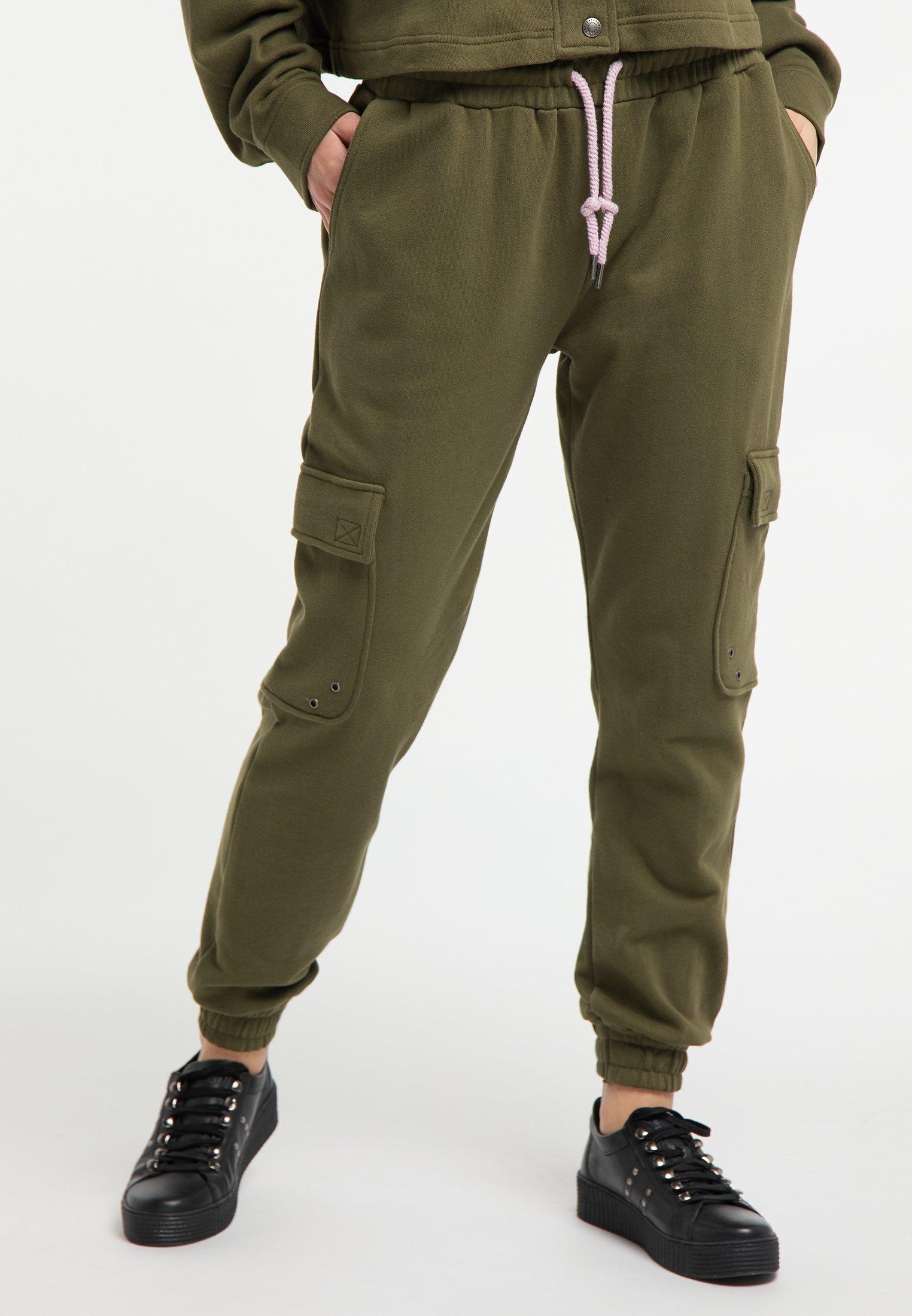 myMo Pantaloni sportivi olive