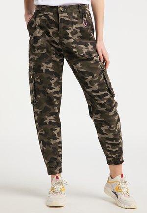 Pantalon classique - camouflage