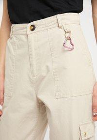 myMo - Trousers - cream - 3