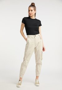 myMo - Trousers - cream - 1