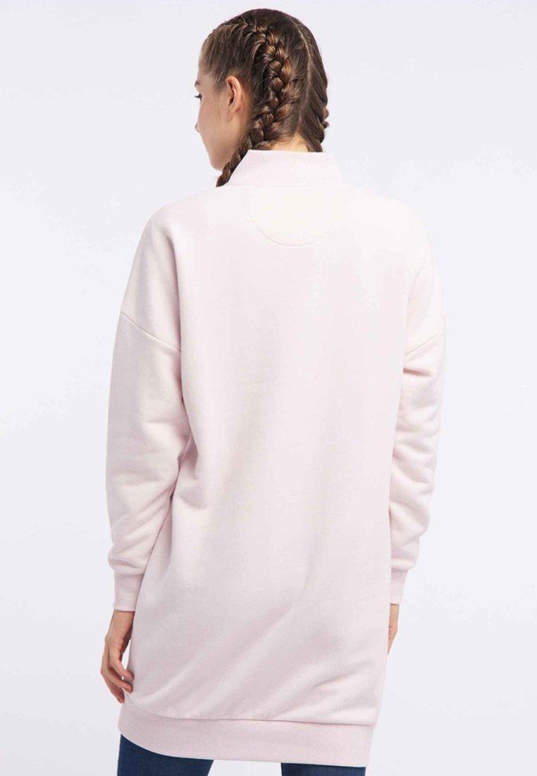 myMo Vestito estivo - rosa pink melange