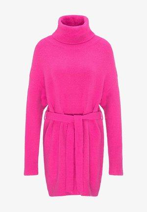 Robe pull - neon pink