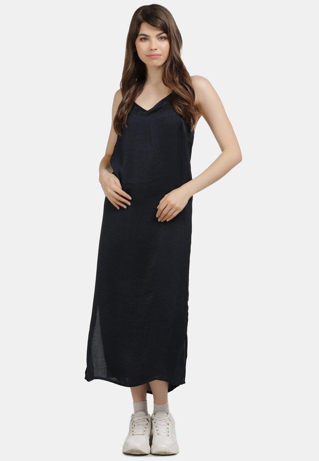 MAXIKLEID - Korte jurk - marine