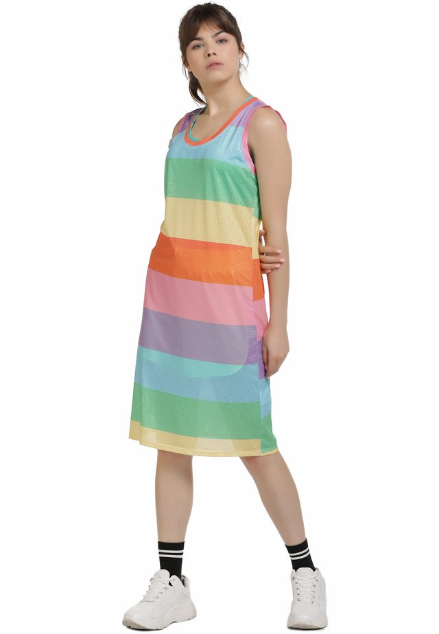 TOP - Day dress - multi-coloured
