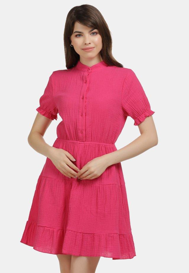 SOMMERKLEID - Sukienka koszulowa - pink