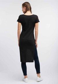 myMo - T-shirt imprimé - black - 2
