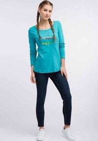 myMo - Camiseta de manga larga - blue - 1