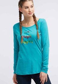 myMo - Camiseta de manga larga - blue - 0