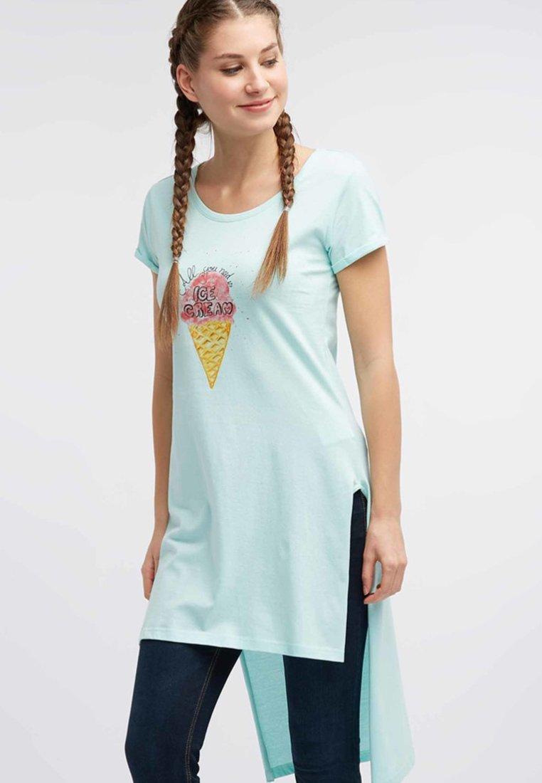 myMo - Camiseta estampada - mint