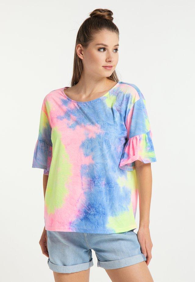 Print T-shirt - multicolor