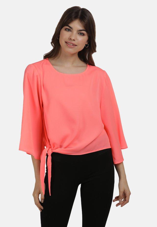 Blůza - neon pink