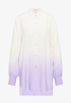 Camicia - weiss flieder
