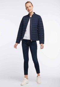 myMo - Light jacket - marine - 1