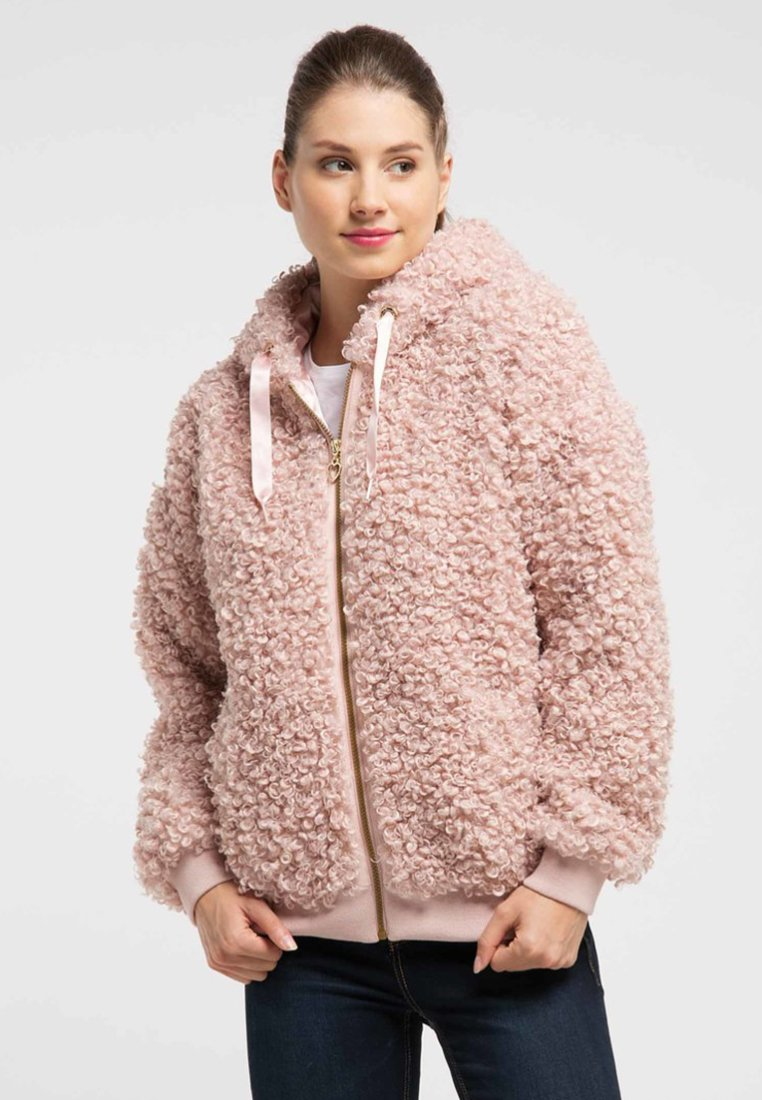 myMo - Winterjacke - light pink