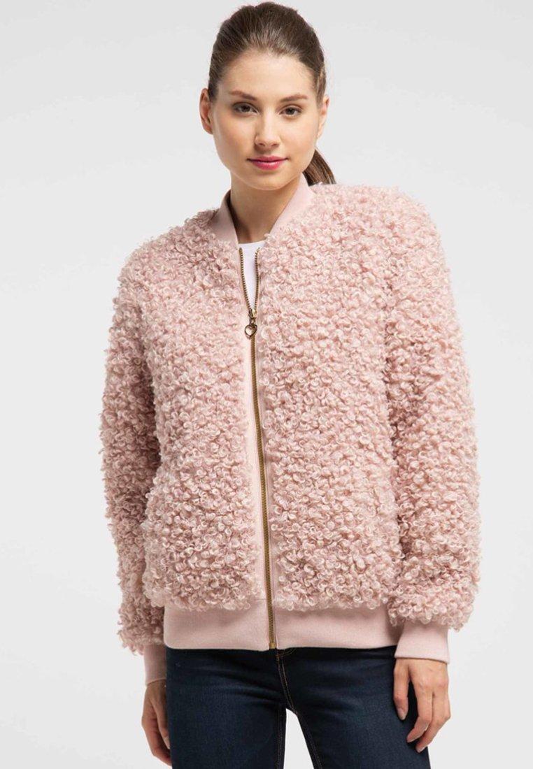 myMo - Vinterjakker - light pink