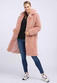 myMo - Abrigo de invierno - light pink - 1