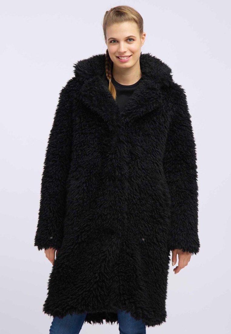 myMo - Płaszcz zimowy - black
