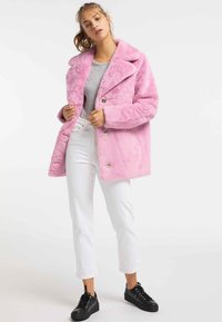 myMo - Winter coat - rose - 1