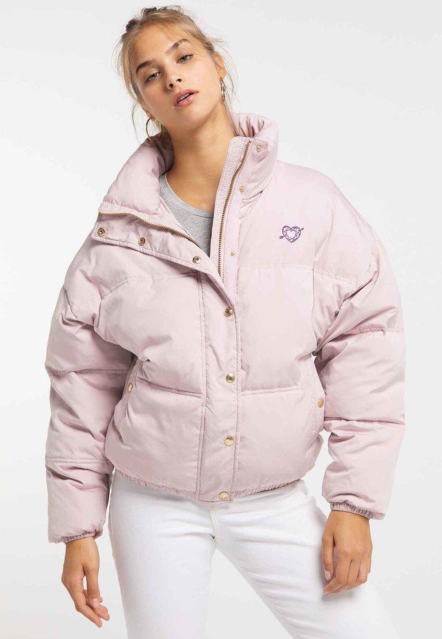 Veste d'hiver - powder pink