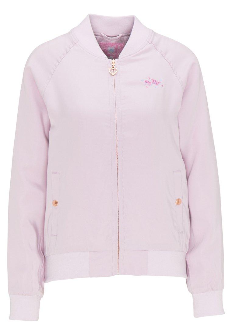 Mymo Bomberjacke - Light Pink