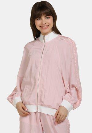 Training jacket - rosa