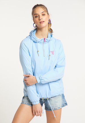 SCHLUPFJACKE - Windbreaker - light blue