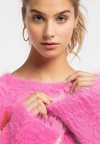myMo - Sweter - neon pink - 3