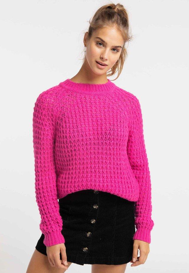 Jersey de punto - pink