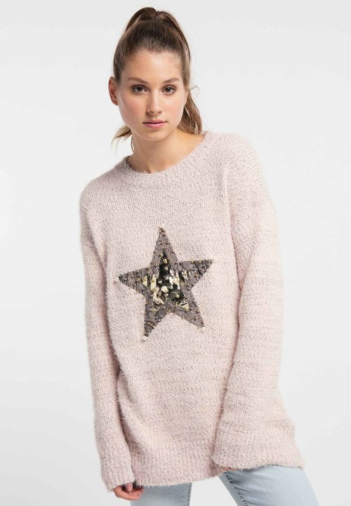 oferta myMo Sweter - pink Odzież Damska IAHC-JT3
