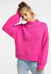 myMo - Pullover - neon pink - 0