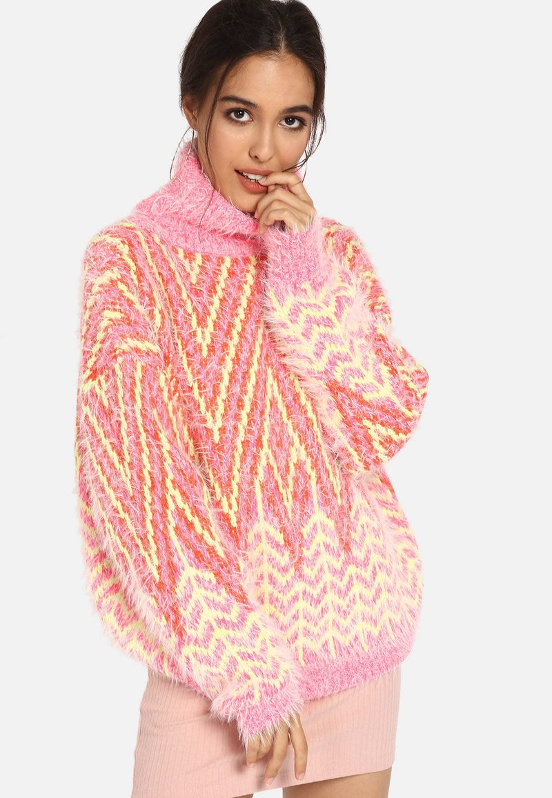 myMo - Trui - pink