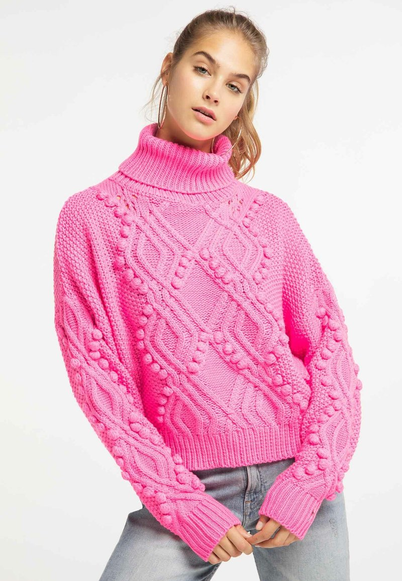 myMo - Pullover - neon pink