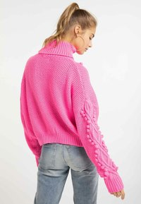 myMo - Pullover - neon pink - 2