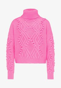 myMo - Pullover - neon pink - 4