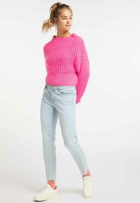 myMo - Pullover - neon pink - 1