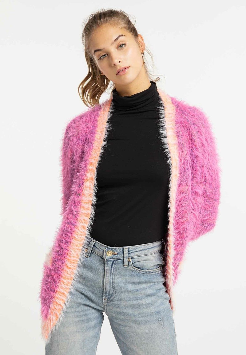 myMo - Cardigan - pink