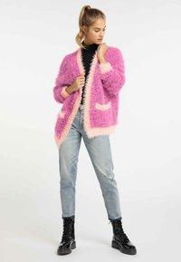 myMo - Cardigan - pink - 1