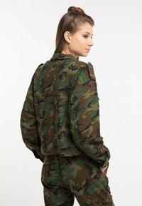 myMo - Zip-up hoodie - green - 2