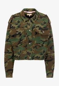 myMo - Zip-up hoodie - green - 4