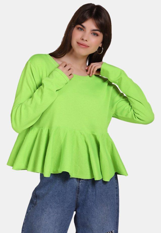 Maglione - neon green