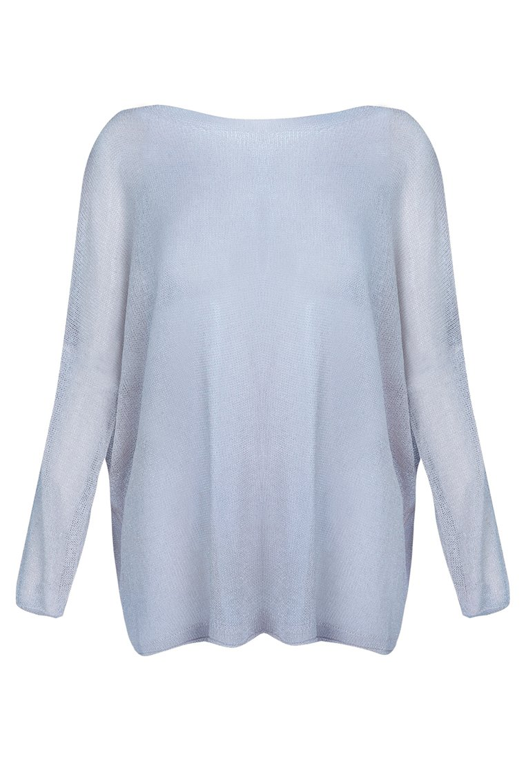 myMo Sweter - light blue