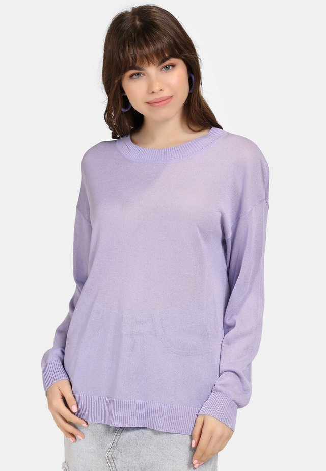 Sweter - lilas