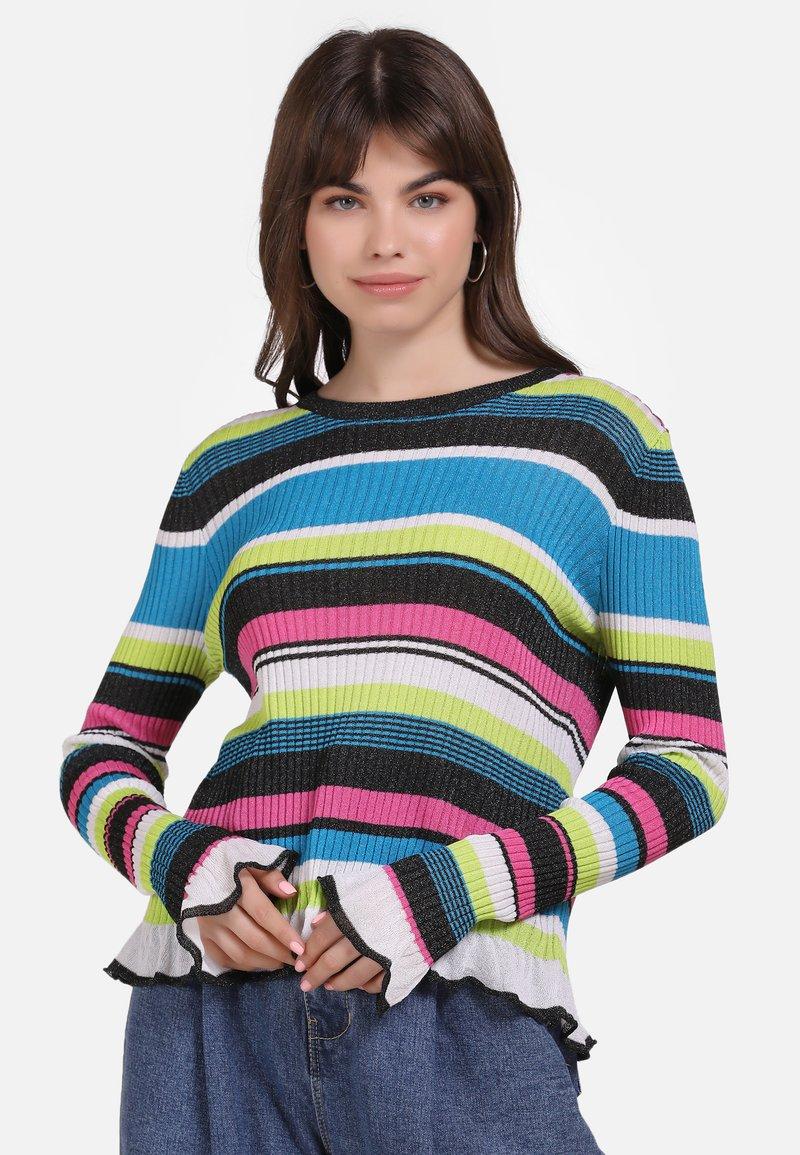 myMo - Sweter - black