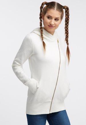 Bluza rozpinana - offwhite