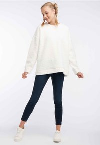 myMo - Fleece jumper - cream - 1